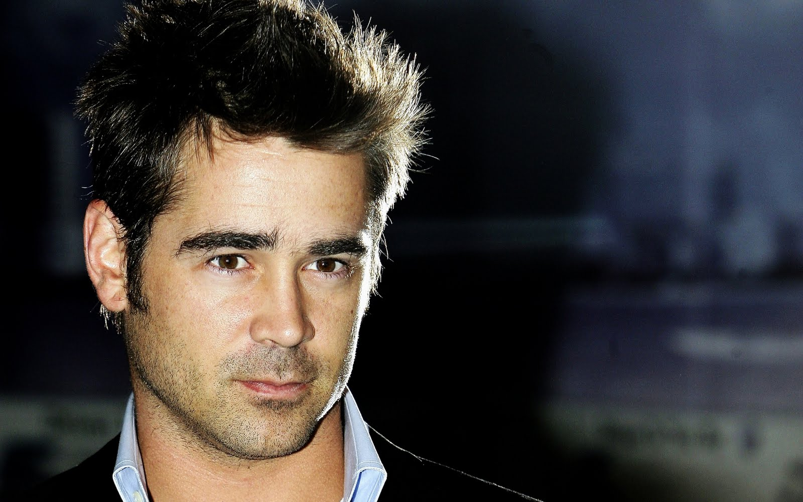 Hombres, actores y artistas - Colin-James farrell