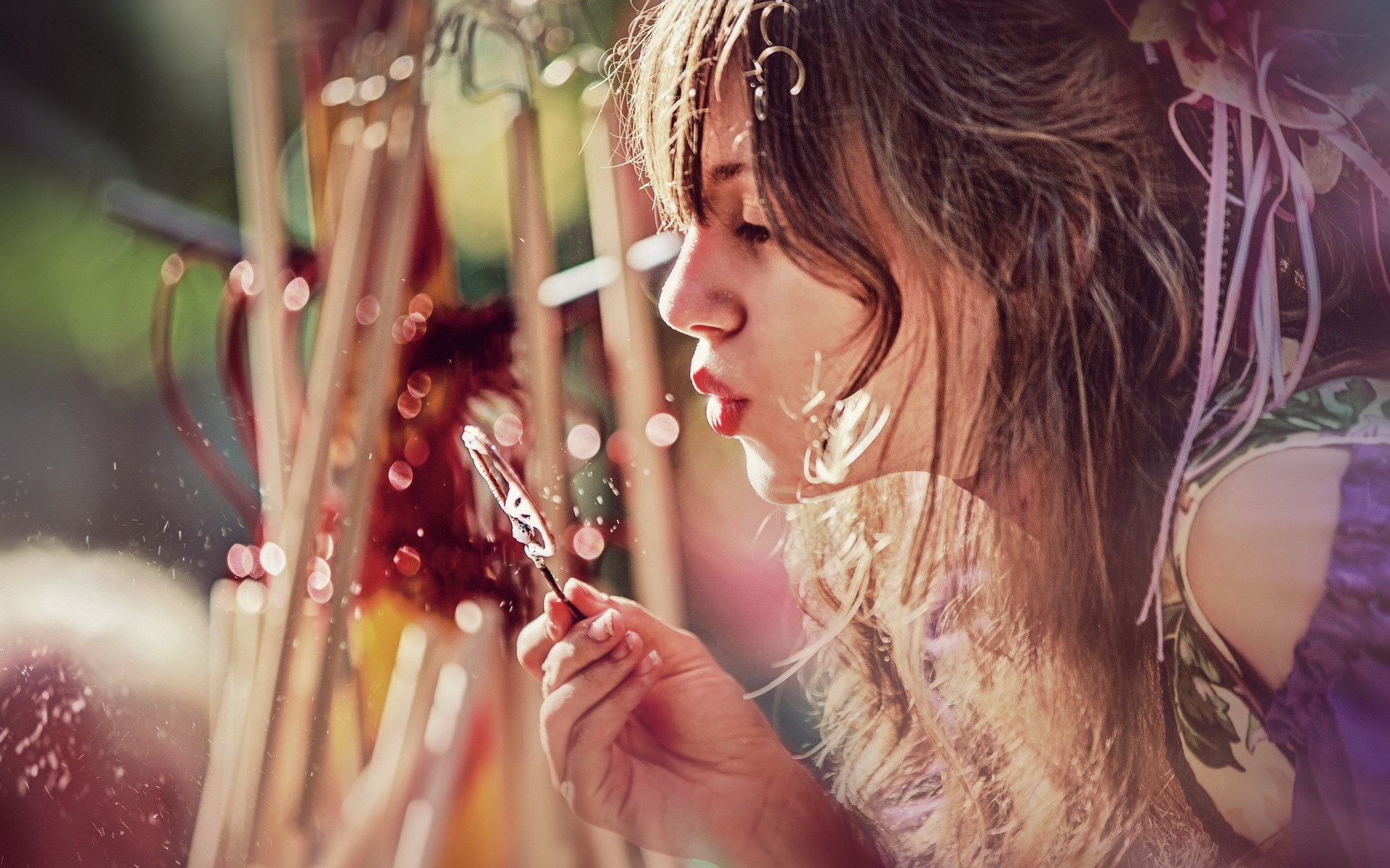 girl-bubbles-photo-vintage-lovely-warm-picture-hd-wallpaper